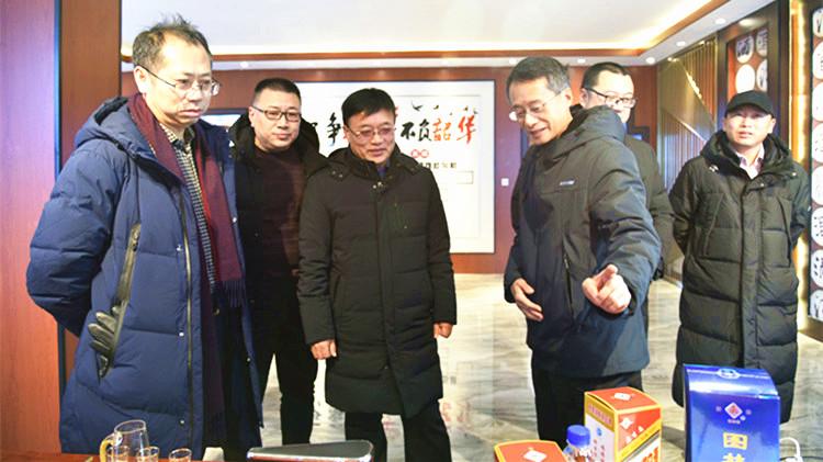 蔡志强到乌尔旗汉、库都尔、图里河、根河林业局有限公司调研指导相关工作