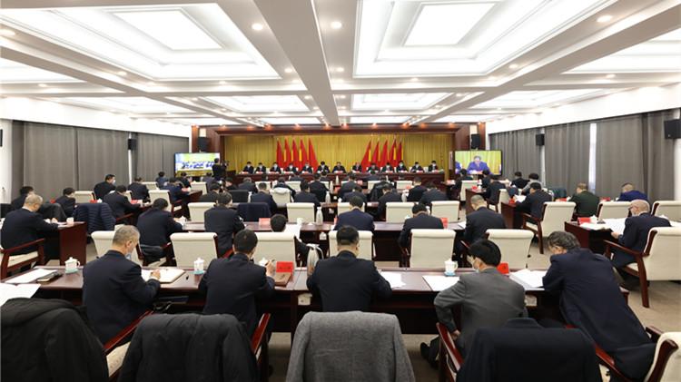 内蒙古森工集团2021年度工作会议召开