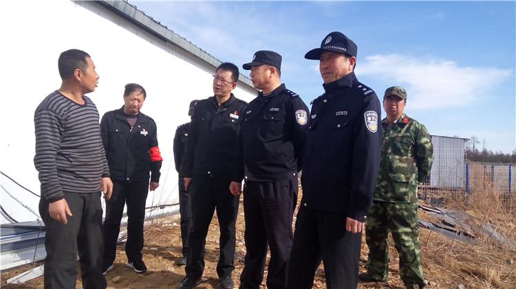 阿里河林业局兴阿林场对森防消防工作常抓不懈