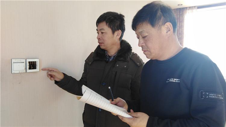 兴阿林场与驻场派出所联合对林场重点部位进行消防安全专项大检查