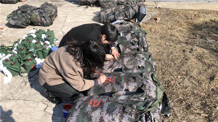 阿龙山林业局有限公司先峰林场对防火库装备器进行全面整理