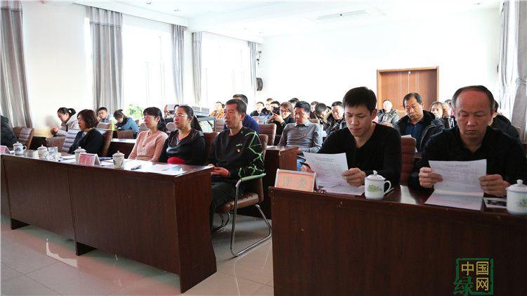 绰尔林业局团委第五届PPT设计比赛成功举办