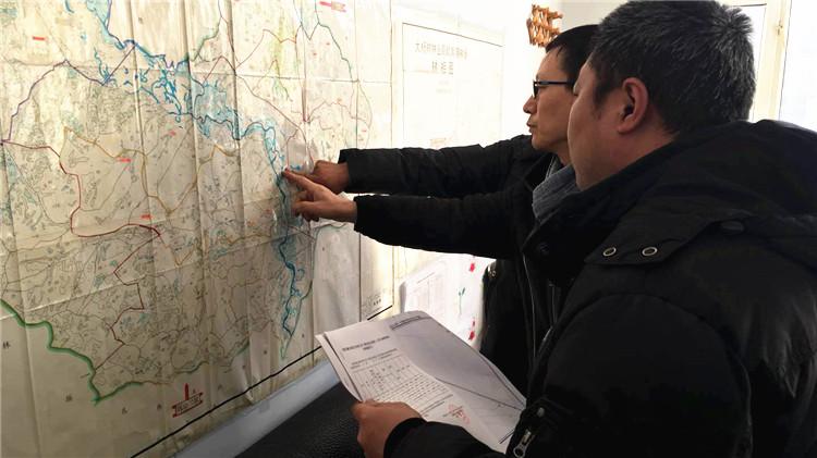 大杨树林业局开展春节期间森林资源检查工作
