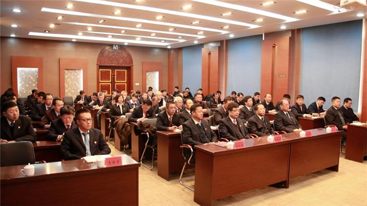 莫尔道嘎林业局党委召开管理局党委常规式巡察整改动员部署工作会议