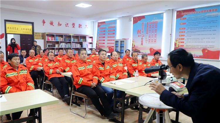 """库都尔林业局森林防火战线""""蓄能充电""""备春防"""