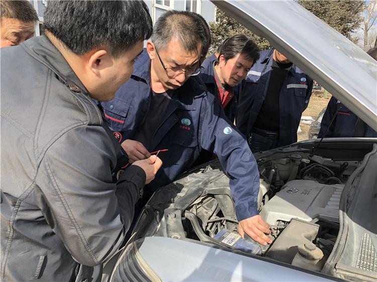 兴安石油公司开展森林防灭火油品应急保障通讯培训班