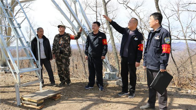"""吉文林业局开展森林防灭火""""回头看""""工作"""