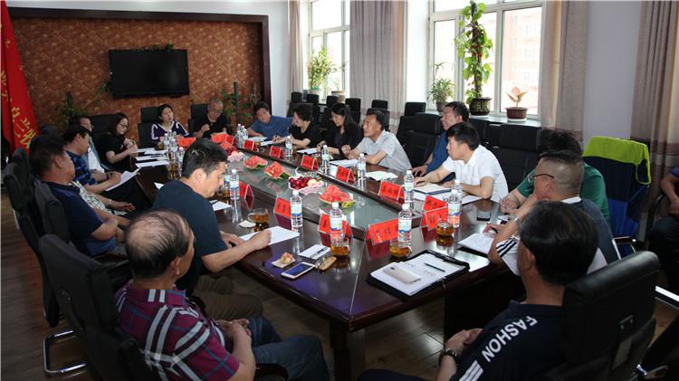 管理局在大兴安岭乌兰牧骑召开林业题材文艺作品创作研讨会