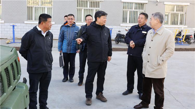 国家林草局防火督导组到大杨树林业局专项督导检查