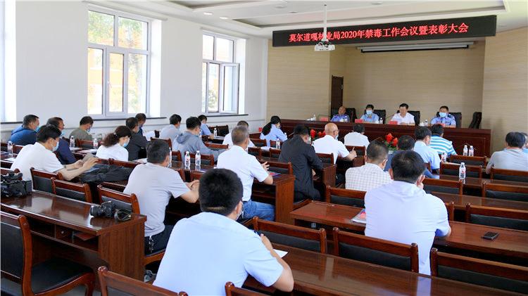 莫尔道嘎林业局召开2020年禁毒工作会议暨表彰大会