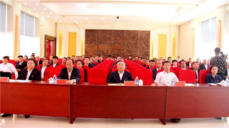 管理局党委第二轮第一巡察组进驻满归林业局