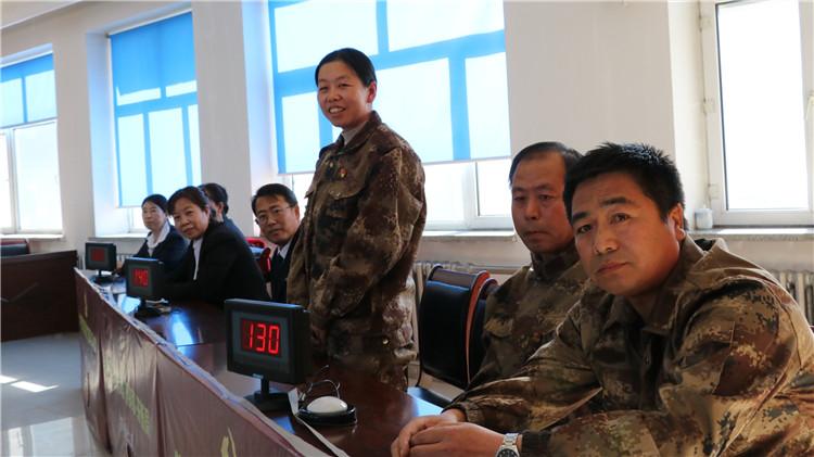 甘河林业局有限公司党委举办党史学习教育知识竞赛