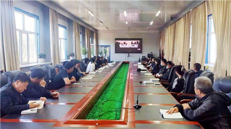 乌尔旗汉森工公司举办安全生产培训班