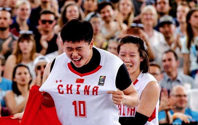 惊喜在前 挑战在后——中国三人篮球的2019